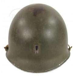 Helmet USM1, 1st Lieutenant