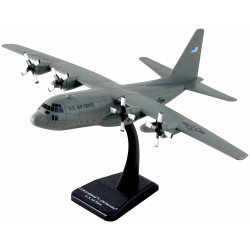 Model, Kit plane, Lockheed C-130 Hercules USAF