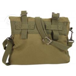 Musette bag, Vintage