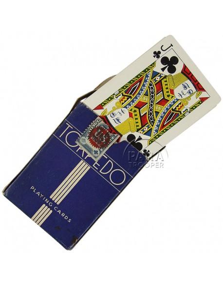 Jeu de cartes Torpedo