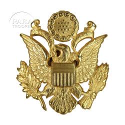 Insigne de casquette officier US, Fox
