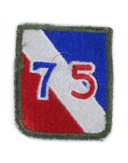 Patch, 75th Infantry Division
