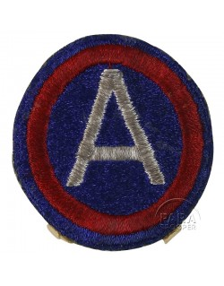 Patch, 3rd Army