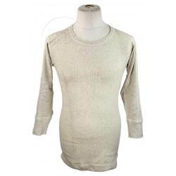 Undershirt, Winter, White, 36R