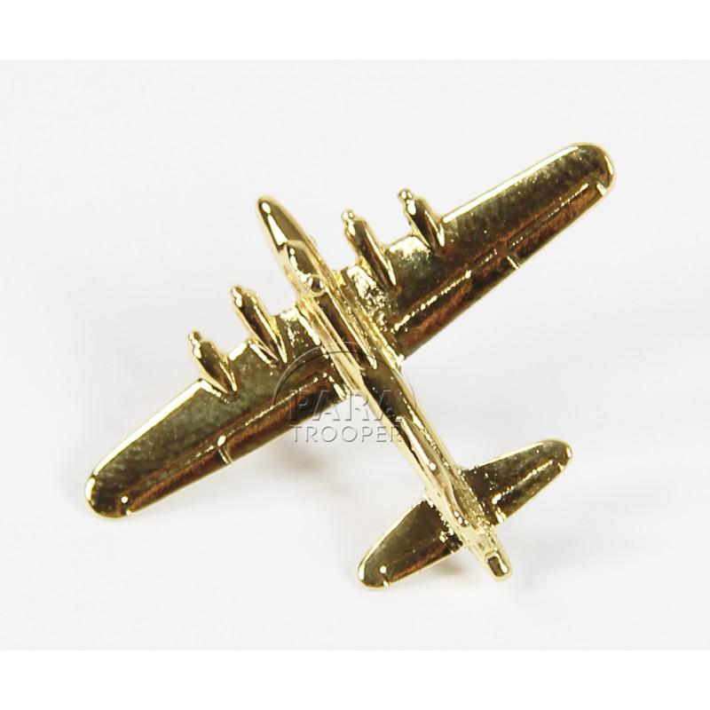 Pin, Aircraft, B-17, Gold plated
