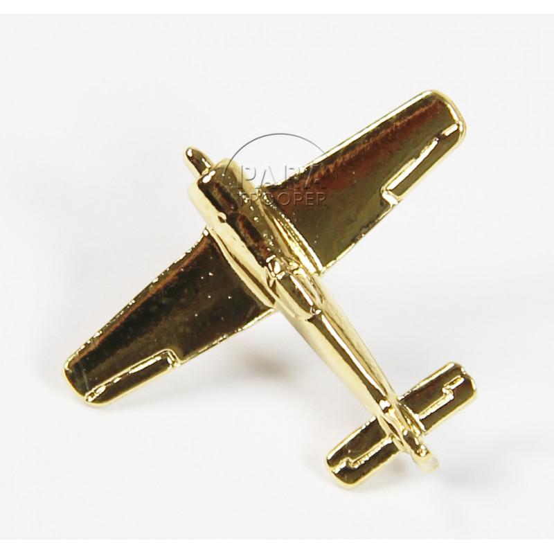 Pin, Aircraft, Focke-Wulf 190, Gold plated