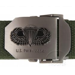 Ceinture de pantalon, US Paratrooper, réglable max 130 cm