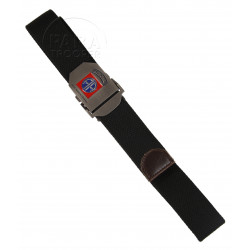 Belt, Trousers, 82nd AB, adjustable max 130 cm