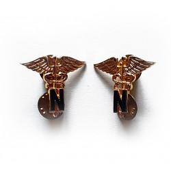 Insignia, Collar, Nurse Officer, pair