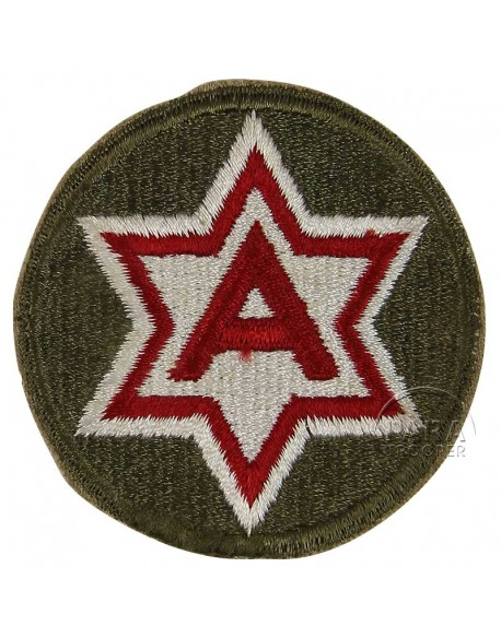 Patch, 6th Army