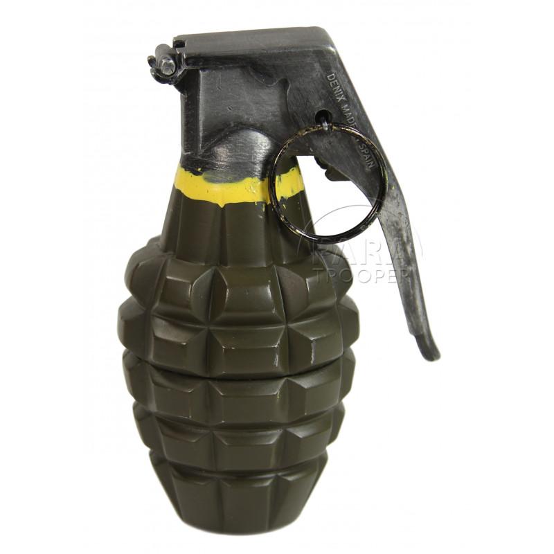 Grenade, MKII, metal