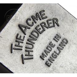 Whistle, Bakelite, Black, The Acme THUNDERER