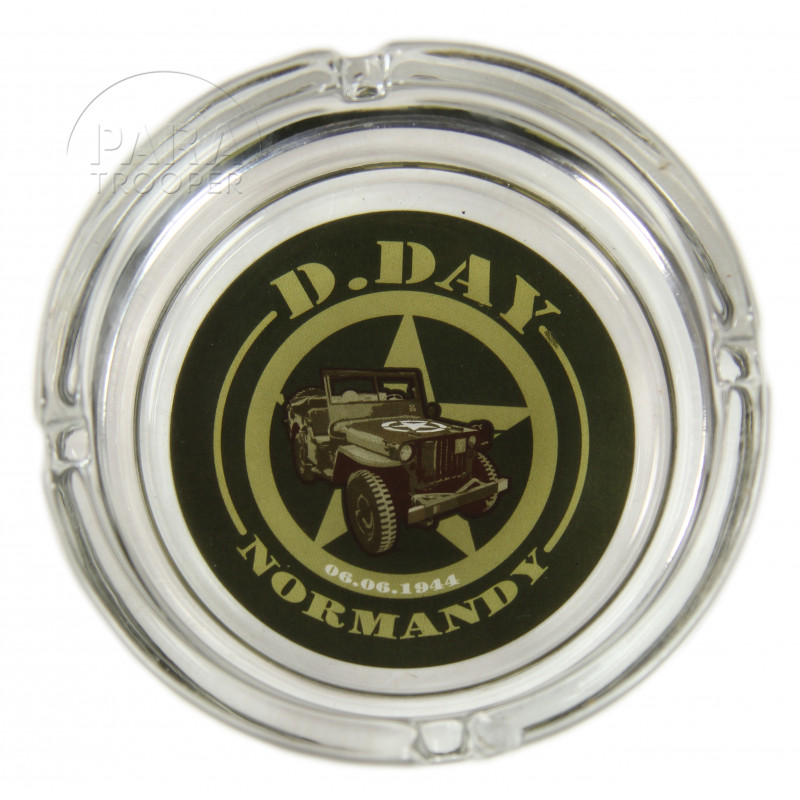 Ashtray, D-Day Nomandy, 06.06.1944