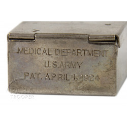 Sterilizer, Hypodermic needle, US Army
