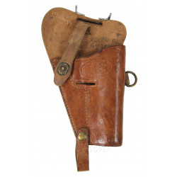 Holster M-3, Colt .45, 1944, modifié et nominatif