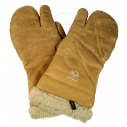 Gloves, Leather, Bomber, Type A-9A, Medium