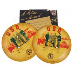 Pochette de disques, USO, Nominative