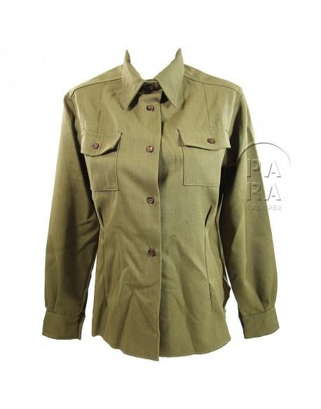 Wool shirt for women