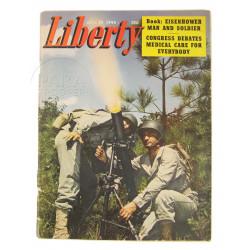Liberty, Magazine, August 19, 1944