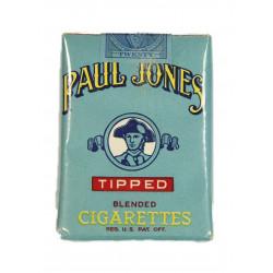 Cigarettes, Paul Jones, Pack, 1944