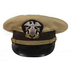 Cap, Officer, USN, Chino