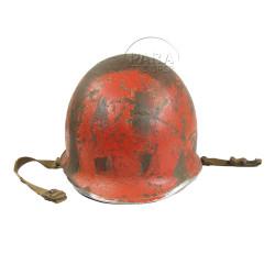 Helmet, M1, Medic, 4-crosses