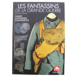 Book - Les fantassins de la Grande Guerre