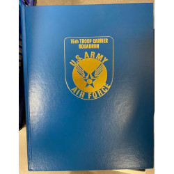 Book History of 15th Troop Carrier Squadron 1940 - 1945