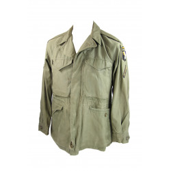 Jacket, Field, M-1943, 1st type, 101st AB Div.