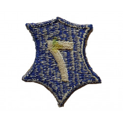 Patch, VII Corps, US Army
