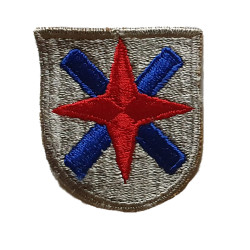 Patch, XIV Corps, US Army