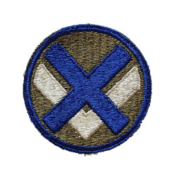 Patch, XV Corps, US Army