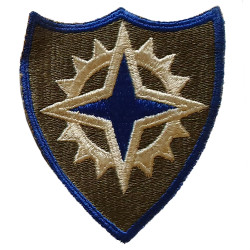 Patch, XVI Corps, US Army