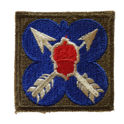 Patch, XXI Corps, US Army
