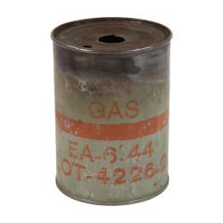 Grenade, CN Gas, US Army, 1944