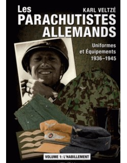 German Paratroopers, Volume 1