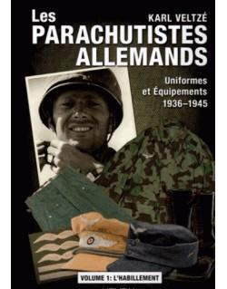 Livre German Paratroopers, Volume 1