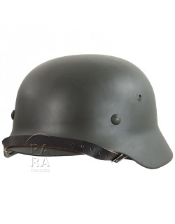 Helmet, M40, grey-green