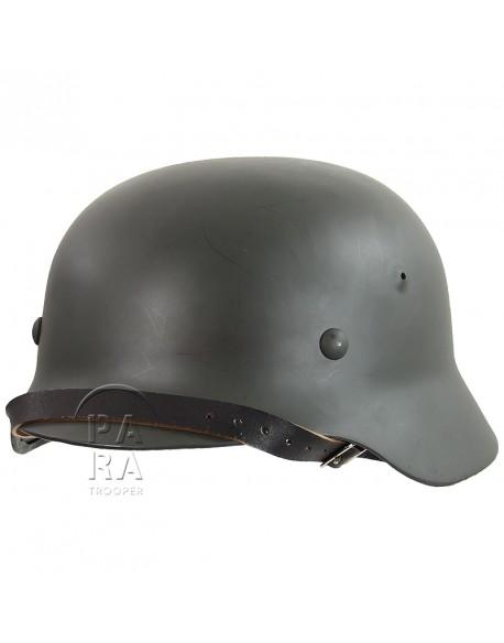 Helmet, M40, grey-green
