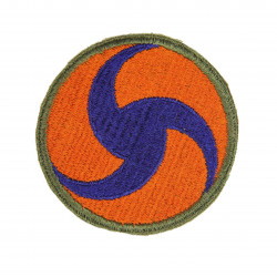 Patch, US Army Air Corps, Pinwheel