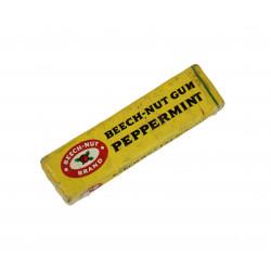 Chewing-gum, Beech-nut, pack