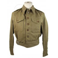 Battledress, 1940 Pattern, 1943, Size 11