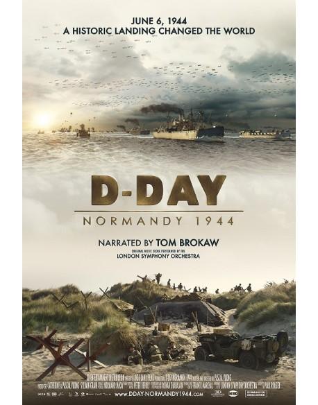 D-DAY - Normandie 1944 (DVD)