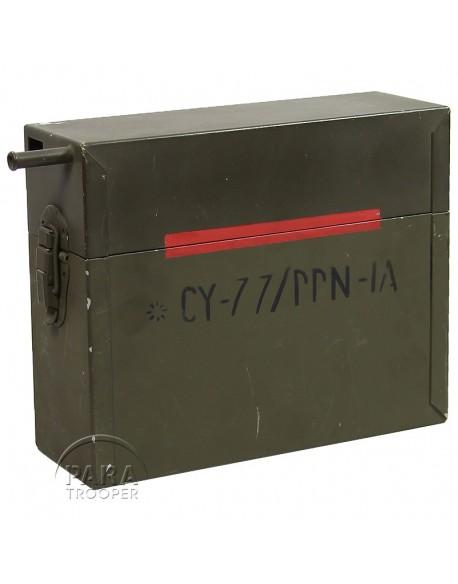Boite à batteries, CY-77, PPN-1