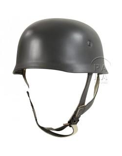 Casque de parachutiste allemand, greygrau