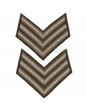 Rank, Sergeant, British