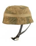 Cover, Helmet, Parachutist, Camouflaged, Tan & Water