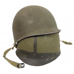 Helmet, M1,Named, liner Seaman Paper Co.