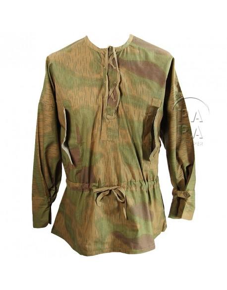 Tarnjacke, WH, camouflage, sumpf pattern