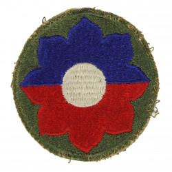 Grouping, Colonel Jesse Graham, Dpty C/S 9th Inf. Div., ETO